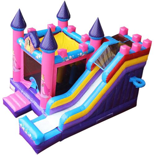 Acheter le Château Gonflable Château de Princesses