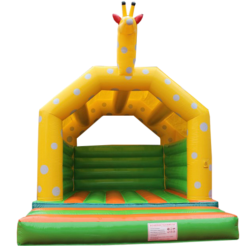 Acheter le Château Gonflable Girafe