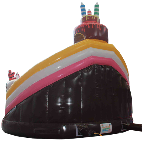 Acheter le Château Gonflable Multiplay Candy avec toboggan-