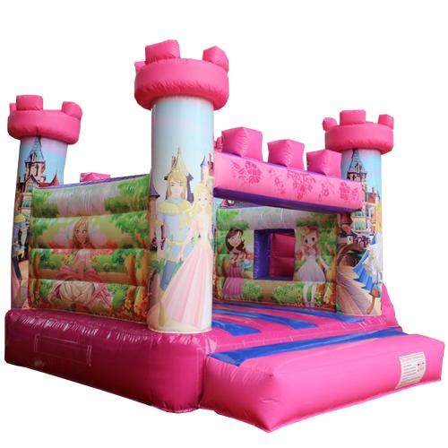 Acheter le Château Gonflable Princesses avec toboggan