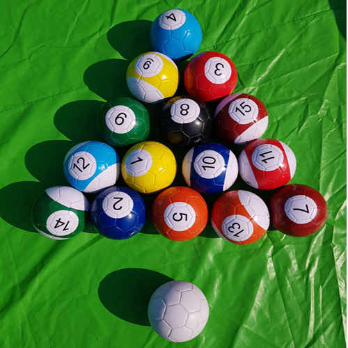Acheter des ballons de billard football
