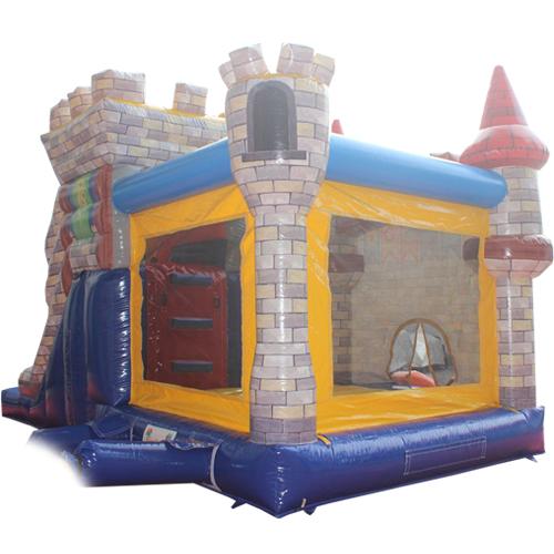 Acheter le château gonflable Forteresse avec Toboggan