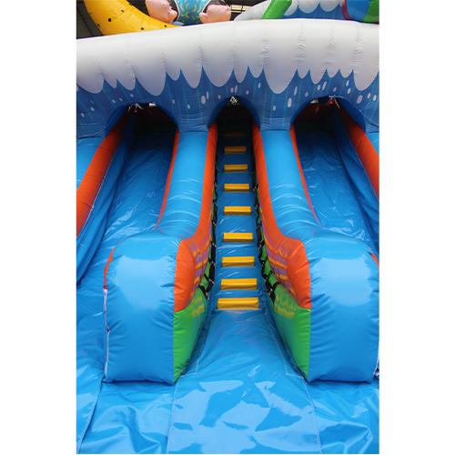 Acheter le château gonflable Toboggan Aquatique Surfeur