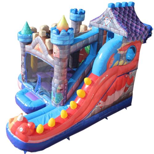 Acheter le château gonflable Toboggan DragonAcheter le château gonflable Toboggan Dragon