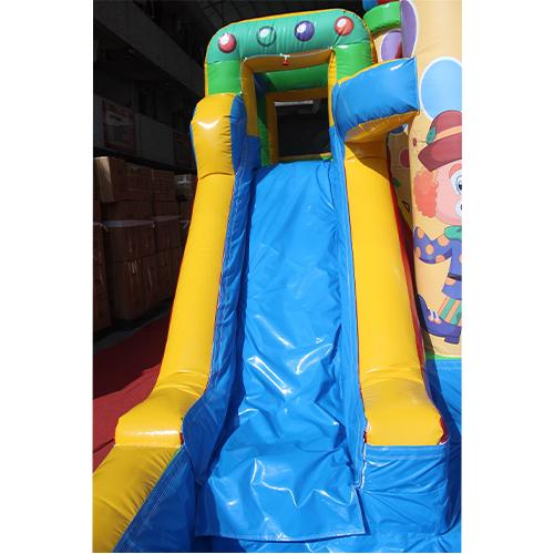 Acheter le gonflable Toboggan Aquatique Cirque